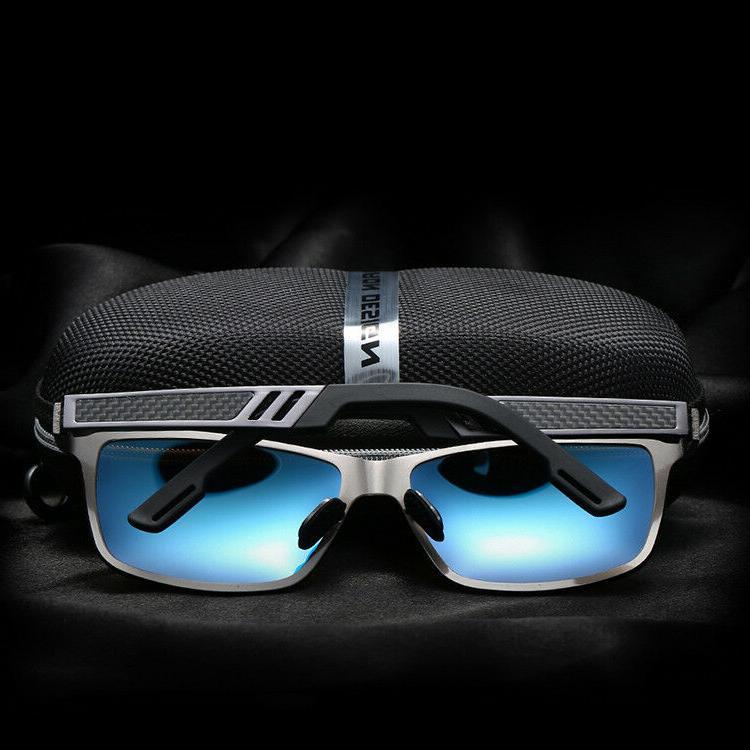 Men's Sunglasses Fishing Eye