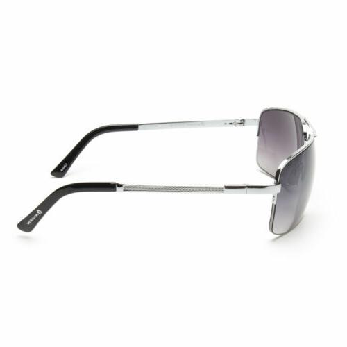 Men Sunglasses Metal Driving Sports Uv400