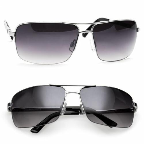 men s classic sunglasses metal driving glasses