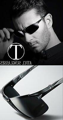 ATTCL Men's HOT Fashion Driving Sunglasses Men