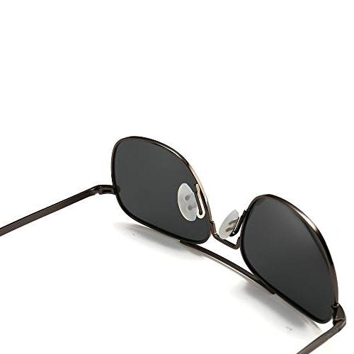 SUNGAIT Polarized Aviator - Temples New A285QKHU