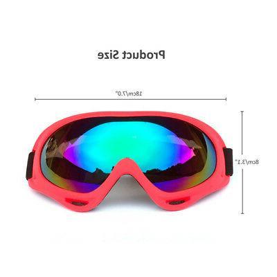 Men Women's Goggles Sunglasses Eyewear
