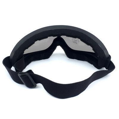 Men Women's Goggles Sunglasses Motorcycle Eyewear