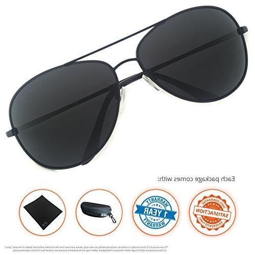 J+S Style Classic Aviator 100% UV