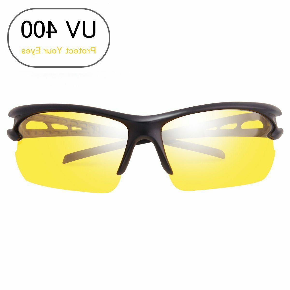 New HD Day Vision Sunglasses