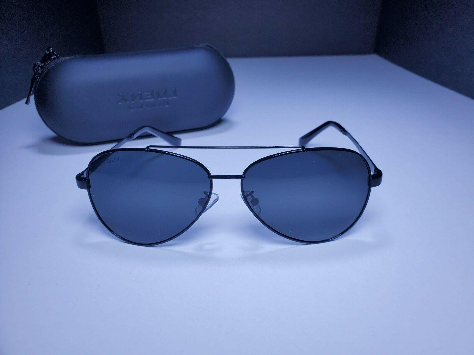 New Aviator Pilot Polarized Sunglasses On My