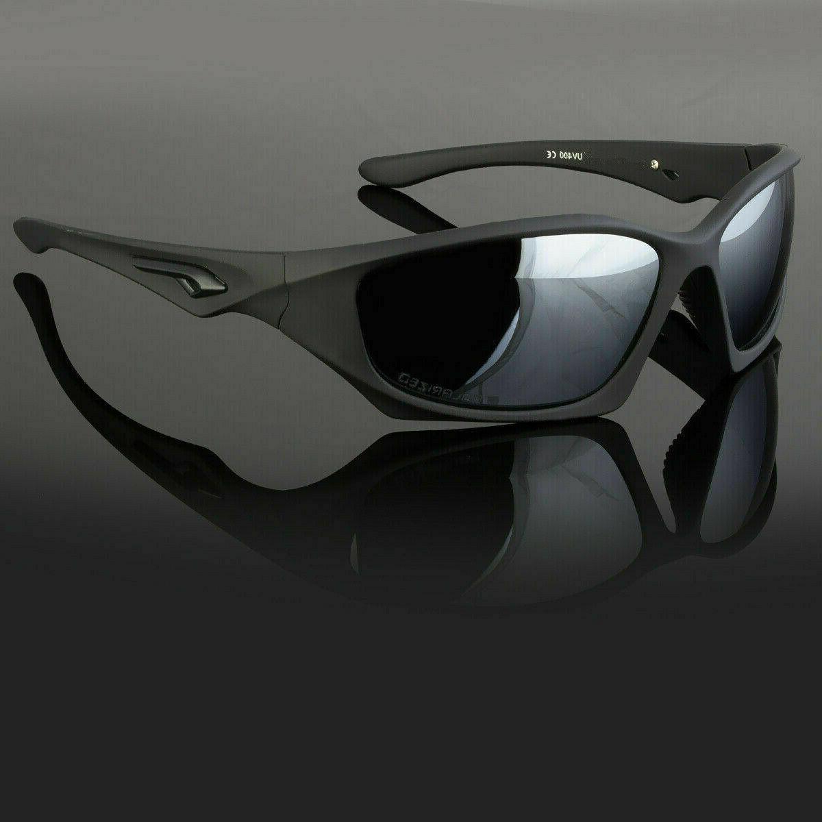 New Polarized Sports Eyewear Sunglasses Around Men Glasses