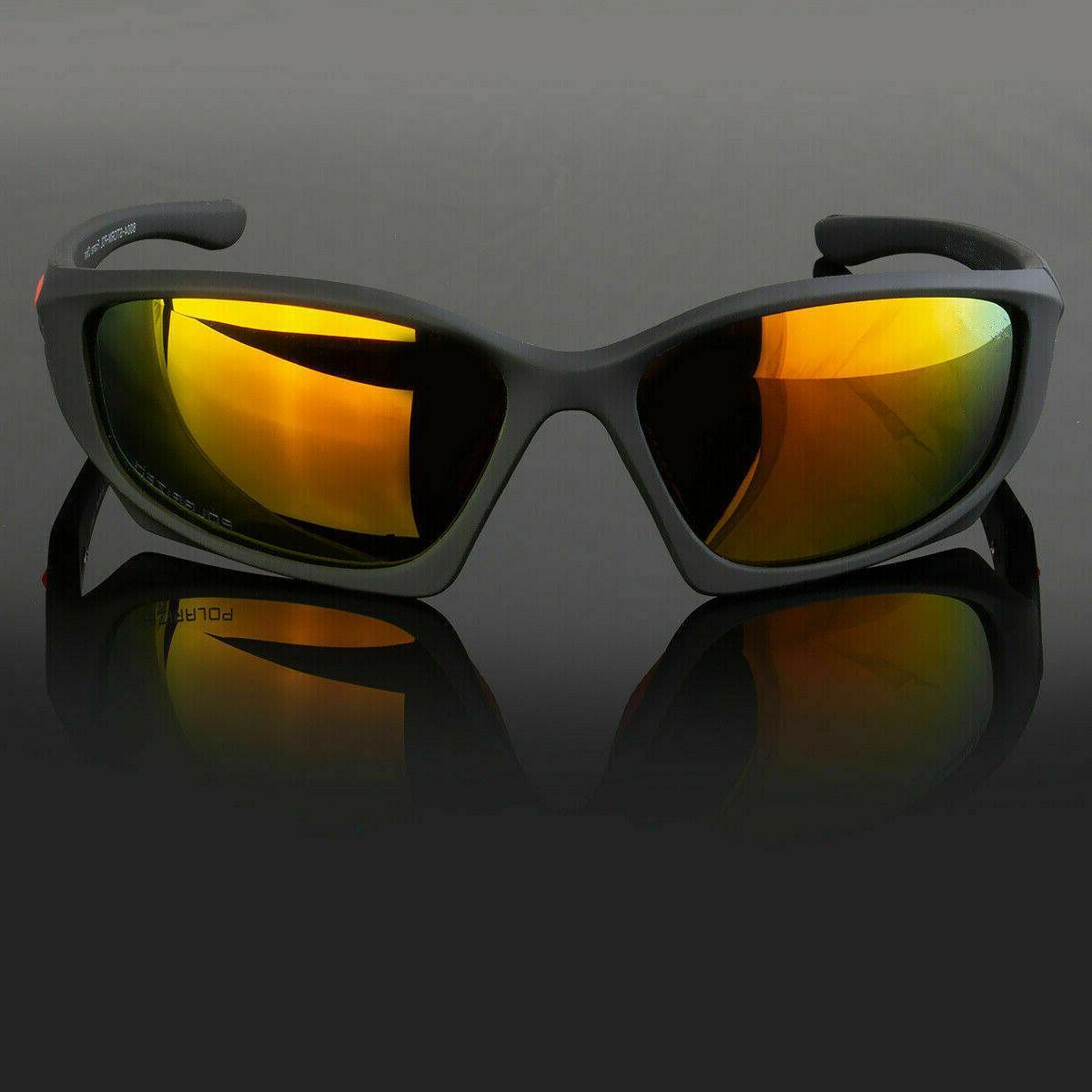 New Polarized Outdoor Eyewear Driving Around