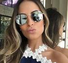 NEW RAY BAN HEXAGONAL RB3548N 001/30 51mm Gold Frame Silver