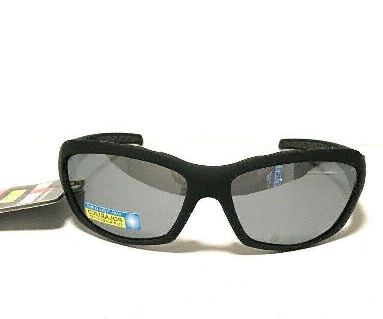 NEW Sunglasses Foster IRONMAN POLARIZED EZ Clean