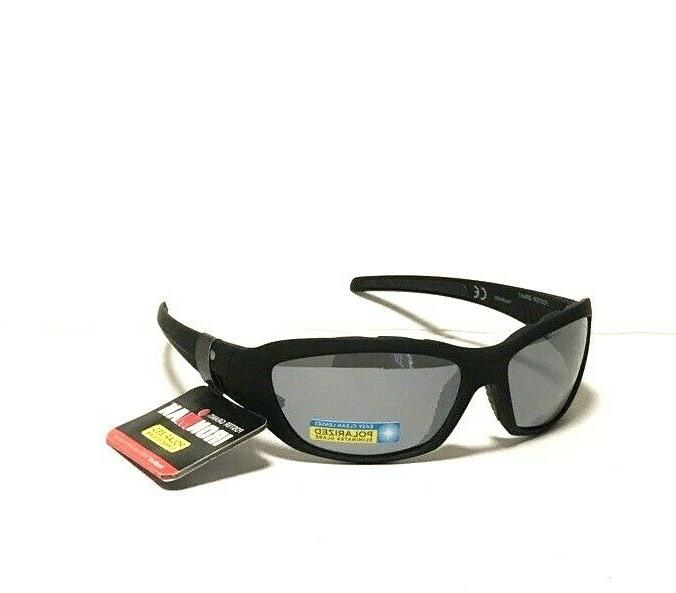 NEW Foster IRONMAN POLARIZED Clean Lens