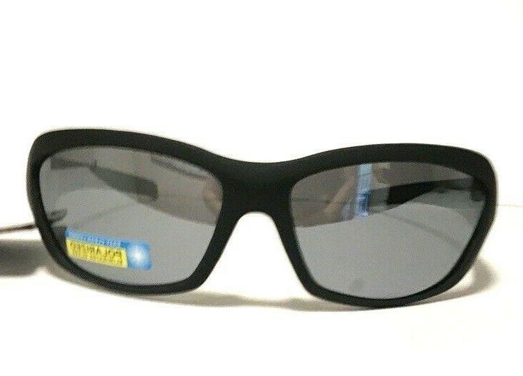 IRONMAN POLARIZED Black EZ Clean Lens