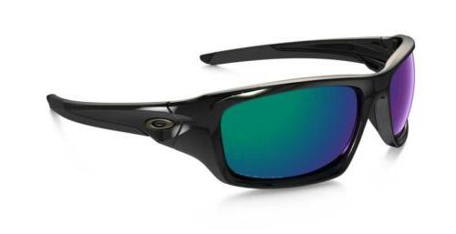 new valve sunglasses polished black deep blue