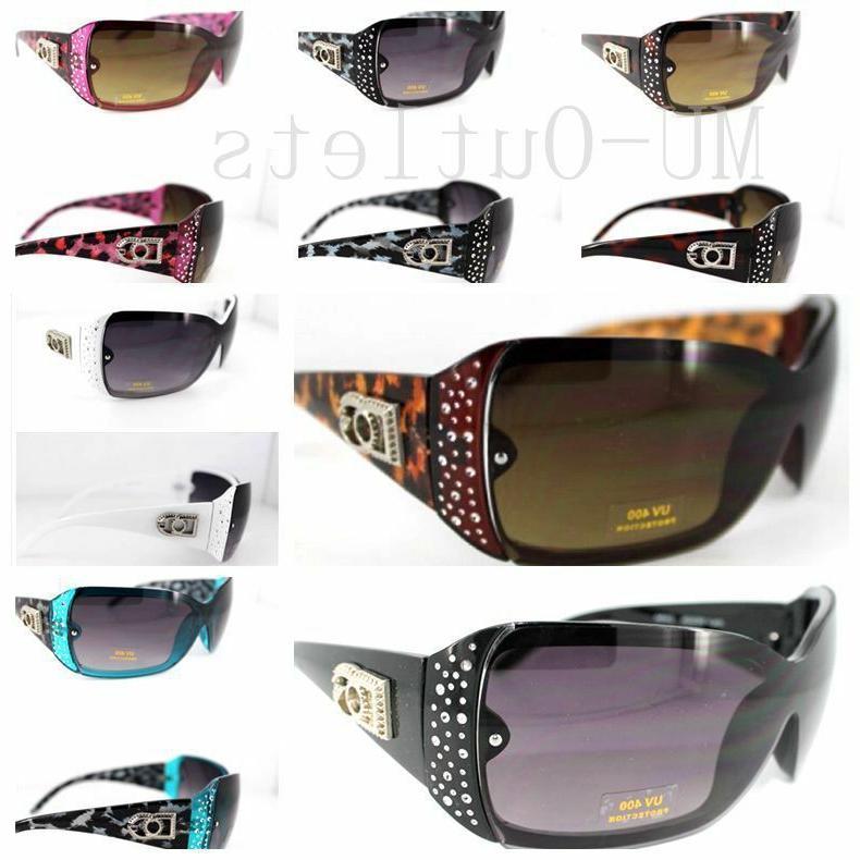 new womens rhinestones sunglasses designer shades fashion