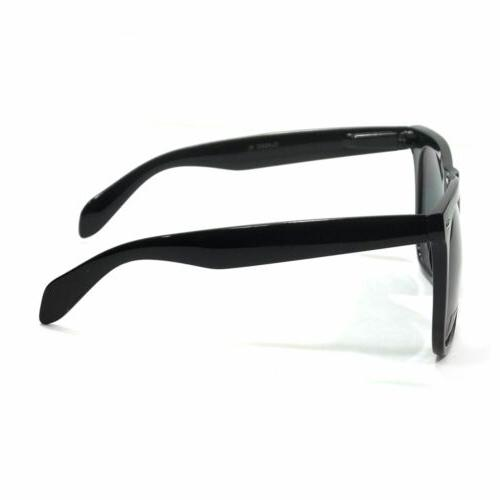 NWT Large Retro Classic Frame Lens Sunglasses