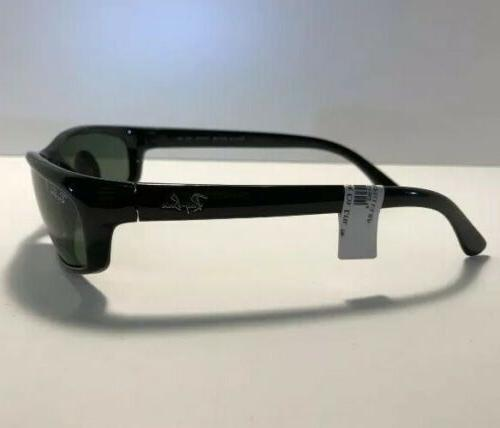 NWT Predator RB4115 601/9A Sunglasses Black Polarized