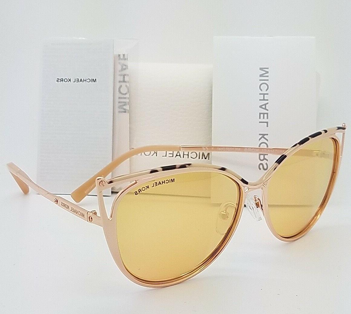 nwt sunglasses mk 1020 11657j