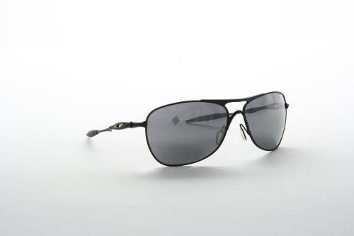 New Crosshair Matte Black Men Metal Sunglasses