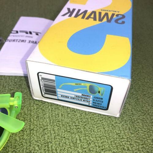 Tifosi Sunglasses Satin Electric 100% UVA