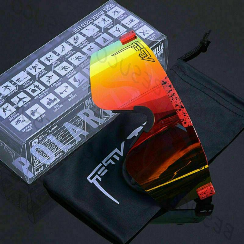 Pit Viper Sunglasses Sport Goggles TR90 For Men/Women