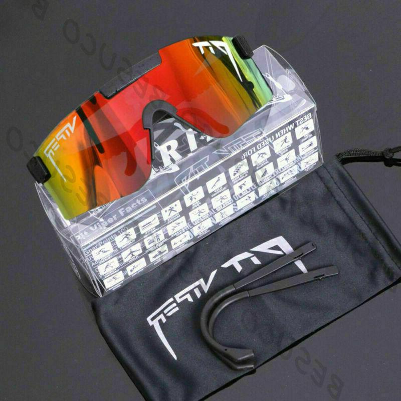 Pit Viper Sunglasses Sport Goggles For