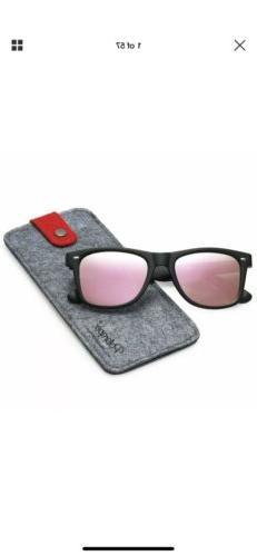 Polarspex Polarized  Retro Classic Stylish Sunglasses  Men W