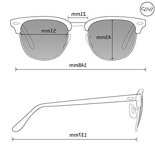Polarized Frame Sunglasses