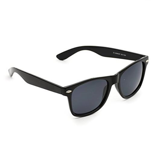 WearMe Lens Black Sunglasses
