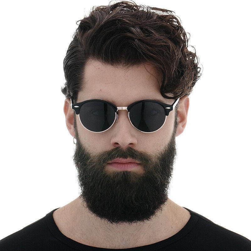 Polarized Classic Sunglasses Women Mirrored