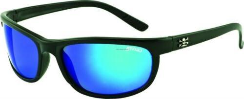 New Polarized Calcutta Rockpile Sunglasses Matte Black Frame