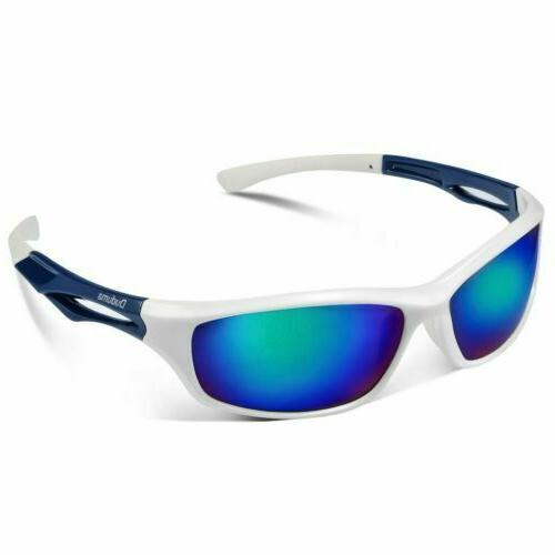 polarized sports sunglasses for running cycling fishing