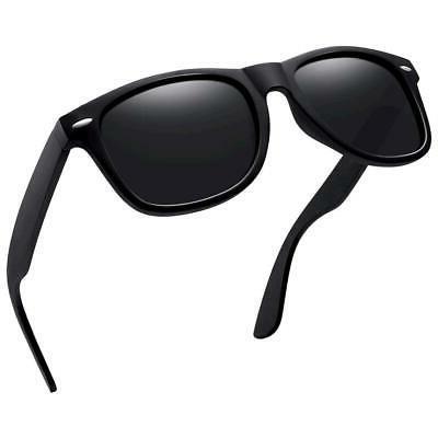 polarized sunglasses classic retro uv400