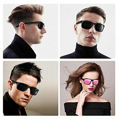 Polarized Sunglasses Women Vintage Rectangular