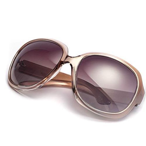 Polarized Sunglasses AkoaDa Lens for Female Fashionwear Polarized Sun Glass