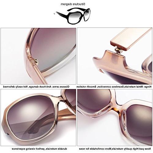 Polarized Sunglasses for AkoaDa UV400 Lens for Polarized Sun