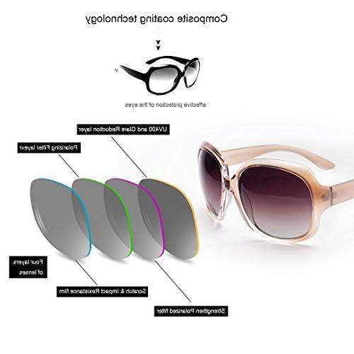 Polarized Sunglasses for AkoaDa for Fashionwear Polarized Sun