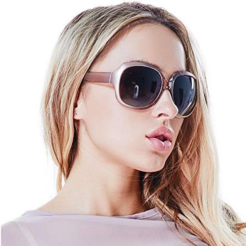 polarized sunglasses for women uv400 lens sunglasses