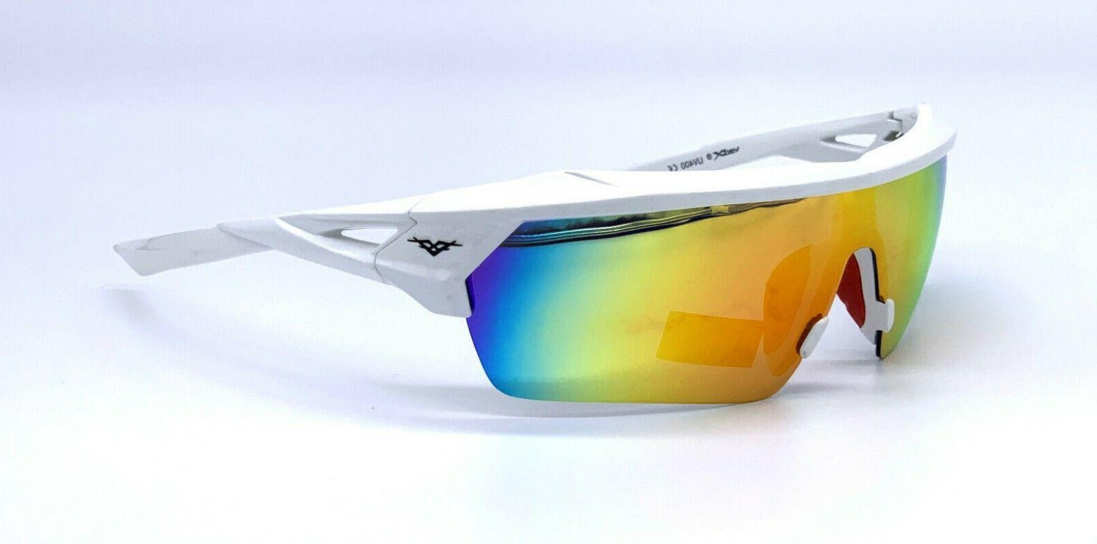VERTX Sunglasses New Wrap Around