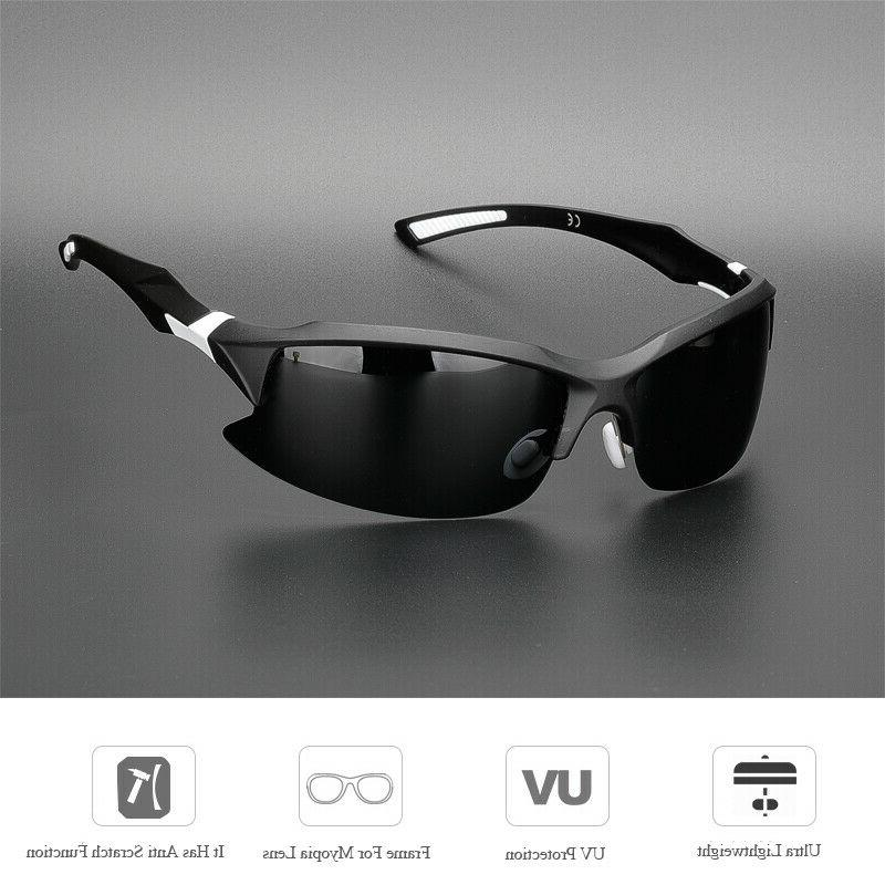 Professional Polarized Cycling Casual Outdoor Sunglasses UV400