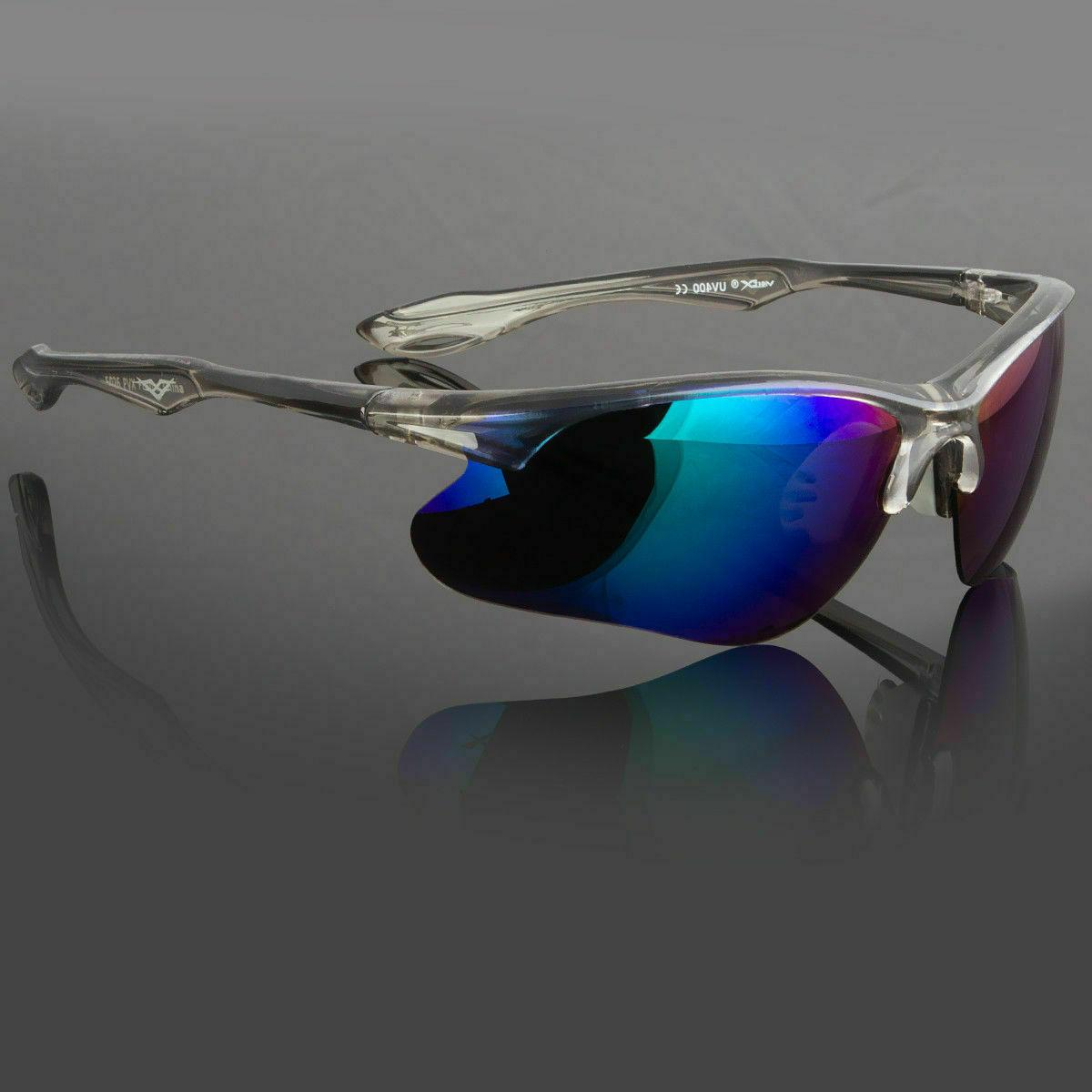 Professional Vertex Polarized Cycling Glasses Casual Sports