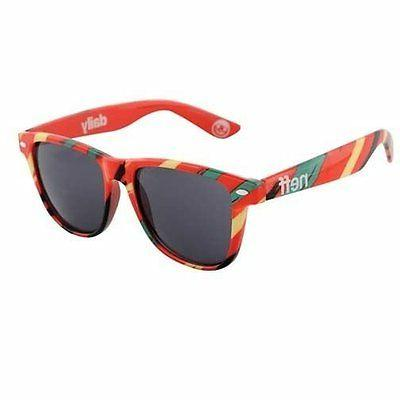 Neff Rasta Daily Adventurer Traveler Sunglasses Shades Sunni