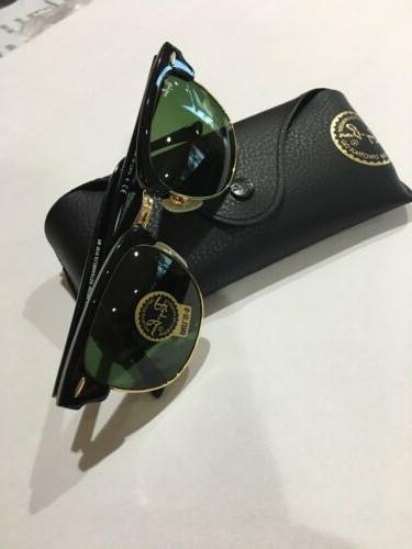 Ray-Ban Clubmaster Classic 51mm Sunglasses