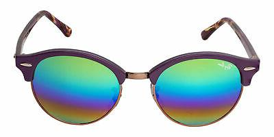 ray ban clubround rb4246 1221c3 51 violet