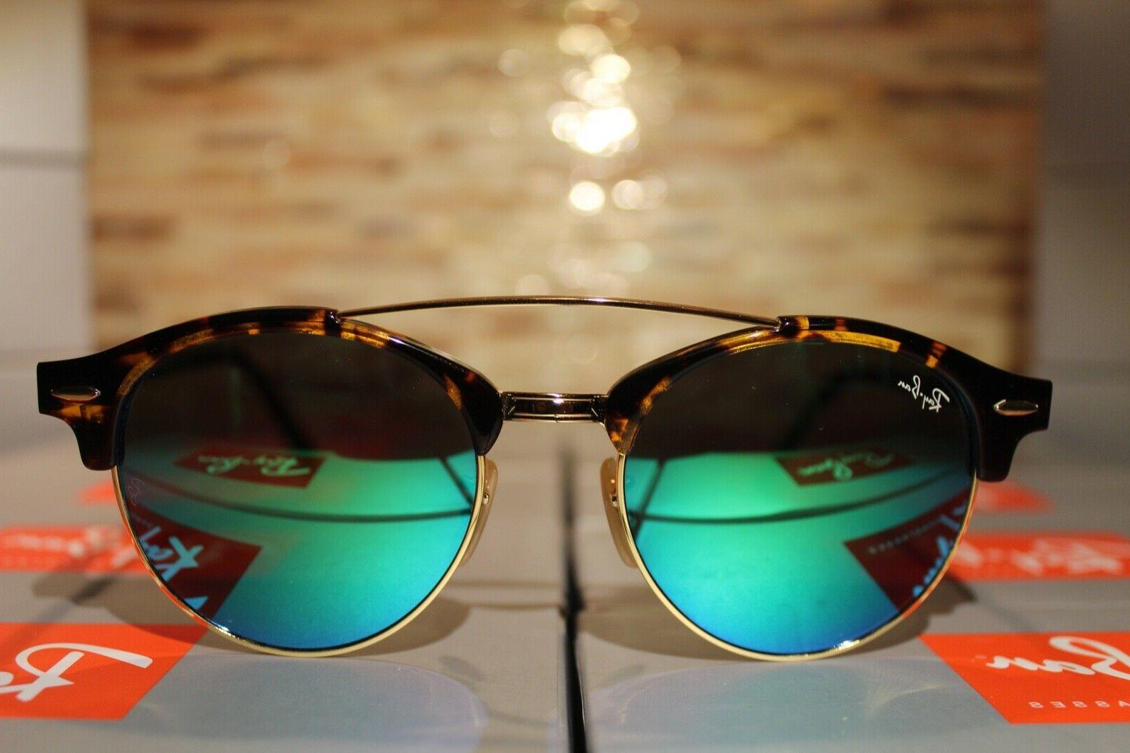 ray ban clubround sunglasses rb4346 990 19