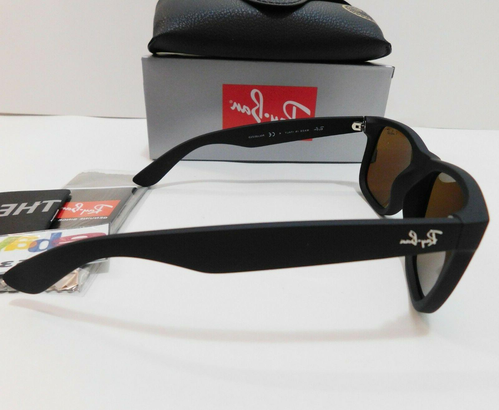 Ray-Ban Justin 622/55 54mm Black