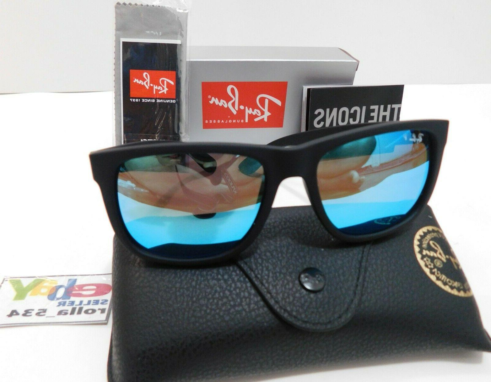 ray ban justin classic rb4165 622 55