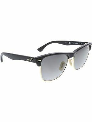 Ray-Ban Men's Clubmasters RB4175-877/M3-57 Black Clubmaster