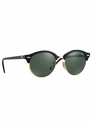 ray ban men s rb4246 clubround sunglasses