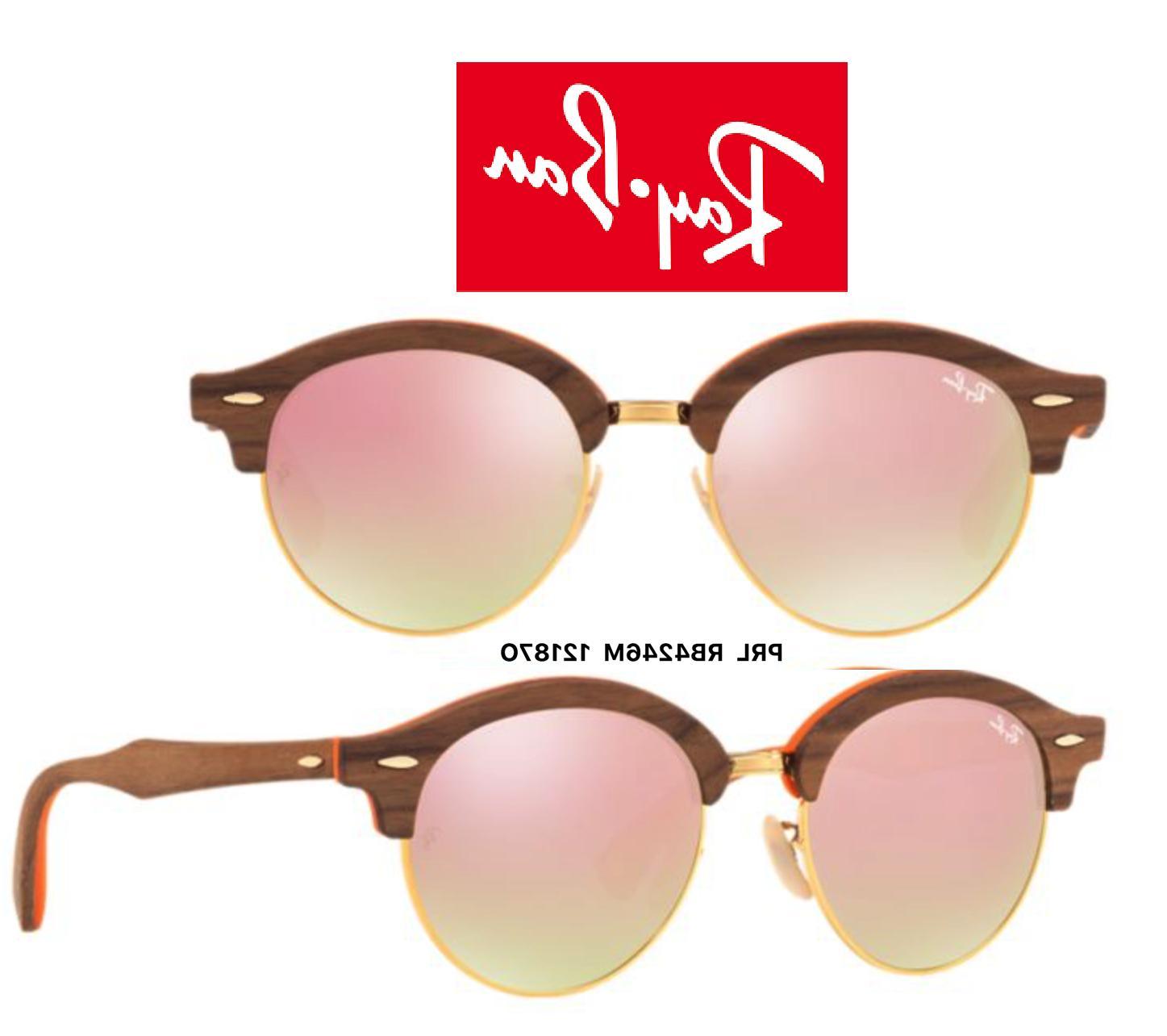 Wood Sunglasses Authentic