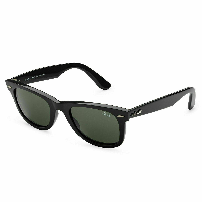 Ray RB2140 Wayfarer Sunglasses - 901 Black -